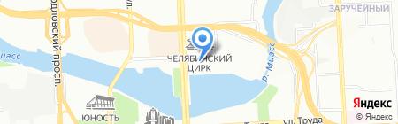 Sv-studio на карте Челябинска