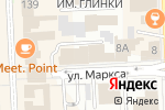 Схема проезда до компании Магазин сувениров в Челябинске