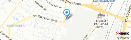 Сервис Строй на карте Челябинска