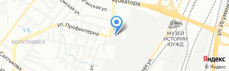 Стиль жизни на карте Челябинска