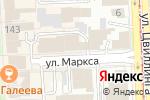 Схема проезда до компании Управление регионального государственного строительного надзора в Челябинске
