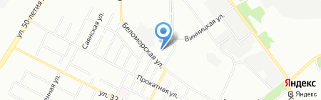 Завод экологических покрытий на карте Челябинска