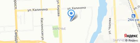 Альп-Лидер на карте Челябинска