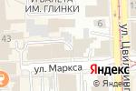 Схема проезда до компании Союз обществ охотников и рыболовов Челябинской области в Челябинске