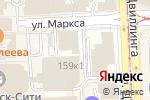 Схема проезда до компании Челябинский гарнизонный военный суд в Челябинске