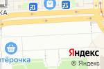 Схема проезда до компании Азбука суши74 в Челябинске