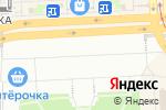 Схема проезда до компании Ваше право в Челябинске