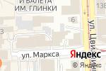 Схема проезда до компании Закусочная в Челябинске