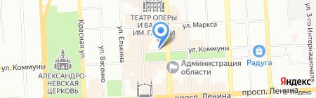 СМУ №12 на карте Челябинска