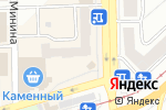 Схема проезда до компании Стекландия в Челябинске