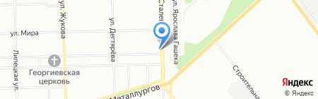 Центр планирования семьи и репродукции на карте Челябинска