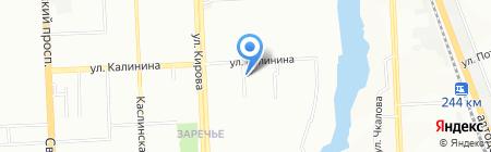 Ваш мастер на карте Челябинска