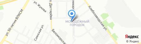 Новоселье на карте Челябинска