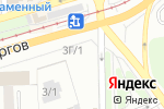 Схема проезда до компании Конфетки-бараночки в Челябинске