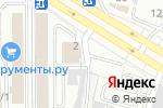 Схема проезда до компании Юротдел в Челябинске