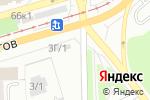 Схема проезда до компании МТС в Челябинске