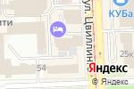 Схема проезда до компании Faberlic в Челябинске