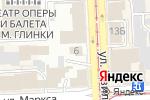 Схема проезда до компании BORODA.BAR в Челябинске