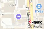 Схема проезда до компании Парикмахер и Я в Челябинске