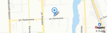 Проектно-конструкторское бюро местной промышленности на карте Челябинска