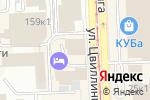 Схема проезда до компании Авм74.рф в Челябинске