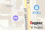 Схема проезда до компании Шоколадов в Челябинске