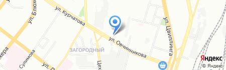 Dream house на карте Челябинска