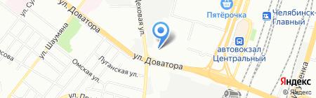 Абсолют-Бизнес НК на карте Челябинска