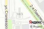 Схема проезда до компании АвтоУдарник в Челябинске