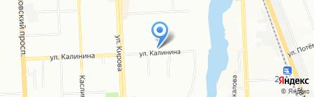 Банкомат МДМ Банк на карте Челябинска