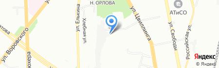 Uratorg.ru на карте Челябинска
