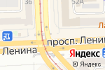Схема проезда до компании ЮжУралМастер в Челябинске