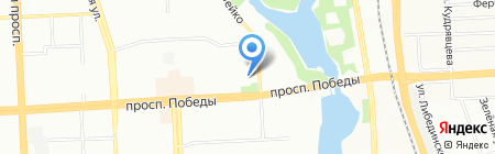 Рефмастер на карте Челябинска