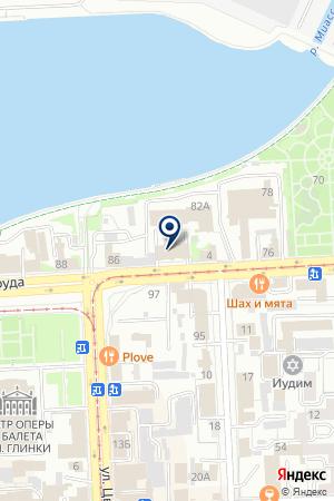 BEERBAY (БИРБЭЙ) на карте Челябинска