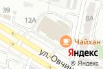 Схема проезда до компании Магазин кондитерских изделий на ул. Овчинникова в Челябинске