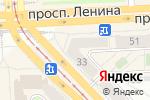 Схема проезда до компании АССИСТЕНТ в Челябинске
