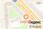 Схема проезда до компании Neo-Interior в Челябинске