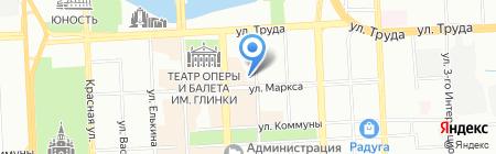 СтройЛайф на карте Челябинска
