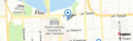 ИнТехПром на карте Челябинска
