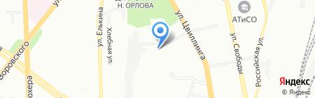 Pellini на карте Челябинска