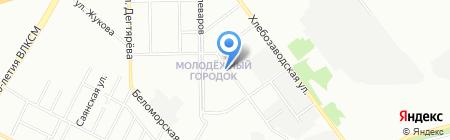 Ассорти-2 на карте Челябинска