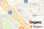 Схема проезда до компании АЛЬФА-ДЕНТ в Челябинске