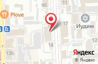 Схема проезда до компании Чрм-Строй в Челябинске