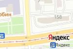 Схема проезда до компании Доступная ипотека в Челябинске