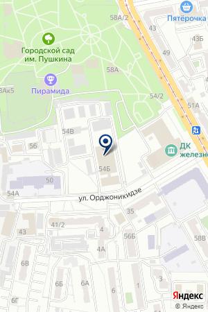 РАДИОСТАНЦИЯ РАДИО СТУДИЯ-1 на карте Челябинска