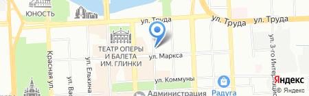 MyDay74.ru на карте Челябинска