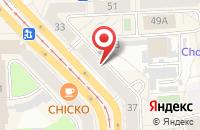 Схема проезда до компании Айс в Челябинске