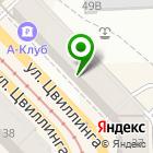 Местоположение компании Арткабинетъ