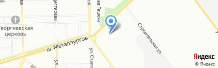 Климатвентмаш на карте Челябинска