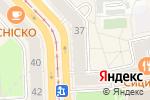 Схема проезда до компании Холидей-тур в Челябинске